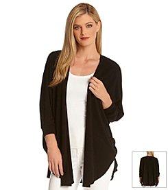 Karen Kane® Shirt Tail Cardigan