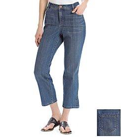 Gloria Vanderbilt® Shiloh Denim Crop Jeans