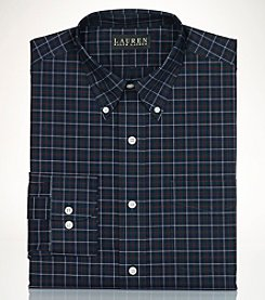 Lauren Ralph Lauren® Men's Classic Fit Tartan Long Sleeve Dress Shirt