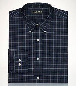 Lauren Ralph Lauren® Men's Classic Fit Tartan Long Sleeve Dress Shirt