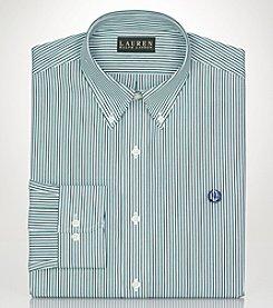 Lauren Ralph Lauren® Men's Non-Iron Slim-Fit Stripe Dress Shirt