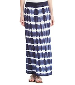Gloria Vanderbilt® Zinnia Tiedye Maxi Skirt