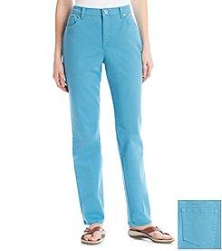 Gloria Vanderbilt® Amanda Colored Denim Jeans