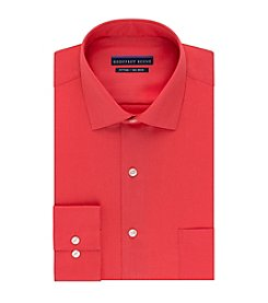 Geoffrey Beene® Men's Solid Fitted Non-Iron Dress Shirt