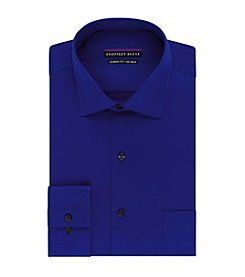 Geoffrey Beene® Men's Big & Tall Solid Classic Fit Non-Iron Dress Shirt