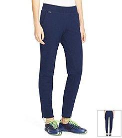 Lauren Active® Straight-Leg Active Pants