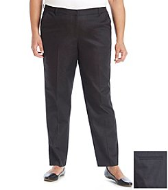 Jones New York Signature® Plus Size Refined Denim Pants