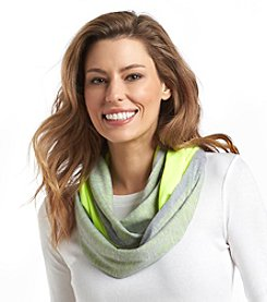 Collection 18 Pocket Loop Infinity Scarf