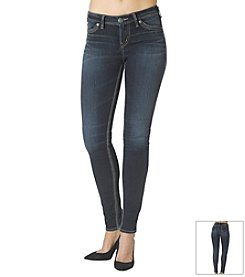 Silver Jeans Co. Suki High Waisted Jean Leggings
