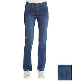 NYDJ® Hayley Straight Jeans