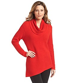 Vince Camuto® Ribbed Cowlneck Sweater