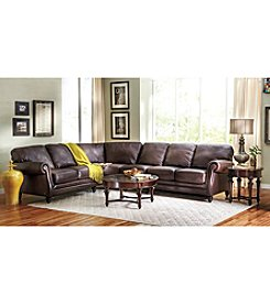 Natuzzi Editions Oregon 4-pc. Sectional