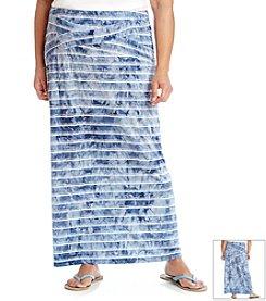 Oneworld® Plus Size Maxi Skirt