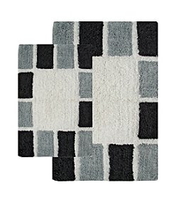 Chesapeake Mosaic Tiles 2-pc. Bath Rug Set