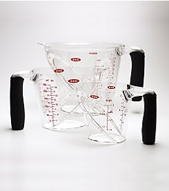 OXO® 3-pc. Angled Measuring Cup Set