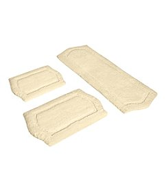 Chesapeake Paradise 3-pc. Memory Foam Bath Rug Set
