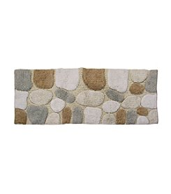 Chesapeake Pebbles Runner Bath Rug