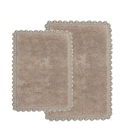 Chesapeake Crochet 2-pc. Bath Rug Set