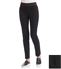 Karen Kane® Dark Rinse Jeggings