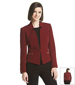 Tahari by Arther S. Levine® Notch Collar Jacket