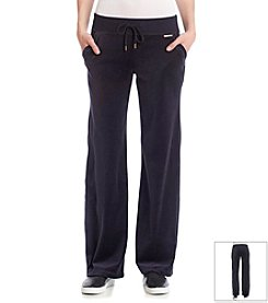 MICHAEL Michael Kors® Pull On Velour Pants