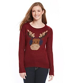 Jolt® Moose Critter Sweater