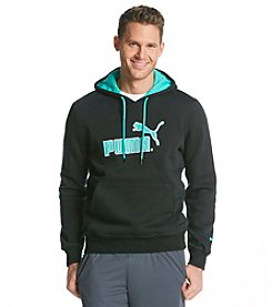 PUMA® Men's Logo Cat Hoodie
