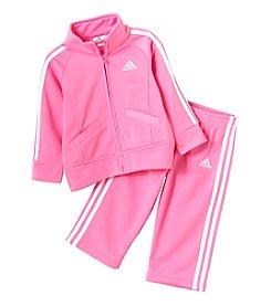 adidas® Baby Girls' Sugar Plum Basic Tricot