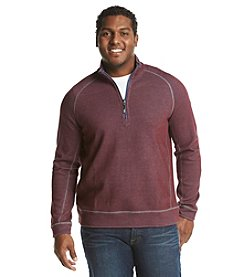 Tommy Bahama® Men's Reversible Bob Twillin 1/2 Zip Pullover