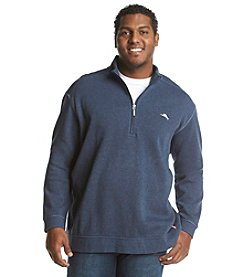 Tommy Bahama® Men's Big & Tall Antigua 1/4 Zip Pullover