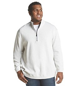 Tommy Bahama® Men's Big & Tall Reversible Flip Side Pro 1/4 Zip