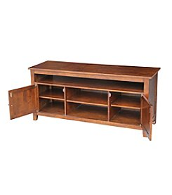 International Concepts Entertainment Console for 40
