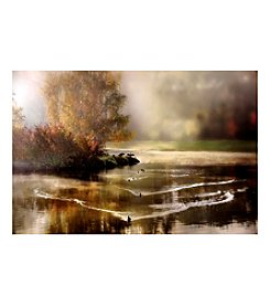 Star Creations Morning Solace Canvas Art