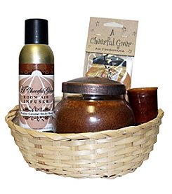 A Cheerful Giver Praline Caramel Sticky Buns Gift Basket