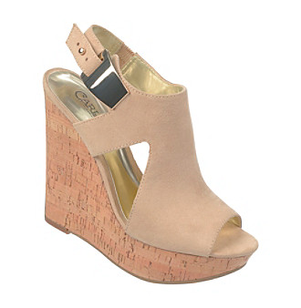 "Carlos by Carlos Santana ""Malor"" Platform Wedge Sandals"