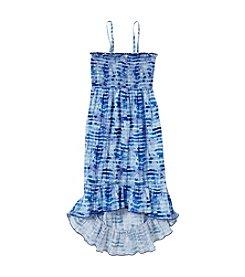Squeeze® Girls' 7-16 Hi Low Converter Dress