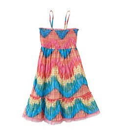 Squeeze® Girls' 7-16 Tulle Converter Dress