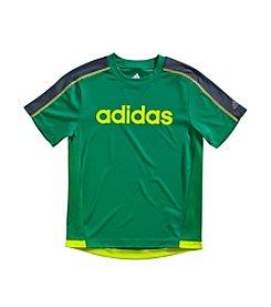 adidas® Boys' 2T-7X Short Sleeve Climacool Tee