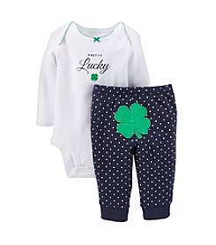 Carter's® Baby Girls' St. Patty's 2-Piece Set