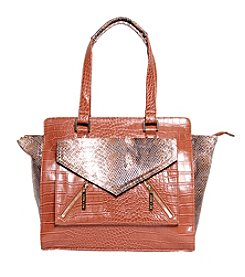 olivia + joy® Amber Double Handle Satchel