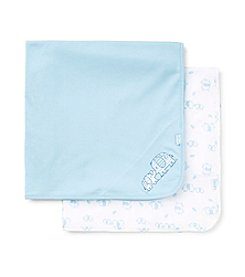 Little Me® Baby Boys 2 Pack Receiving Blanket