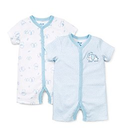 Little Me® Baby Boys' 2-Pack Romper