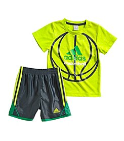 adidas® Baby Boys' Best Ever Athletic Outfit Set