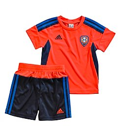 adidas® Baby Boys' Striker Shorts Set