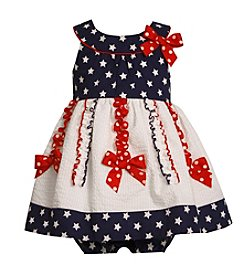 Bonnie Jean® Baby Girls' Stars And Stripes Sundress