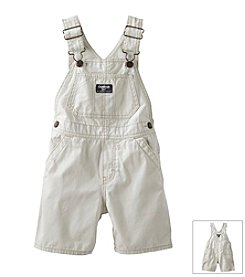 OshKosh B'Gosh® Baby Boys' Concrete Shortalls