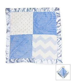 Cuddle Bear® Patchwork Snuggle Blanket