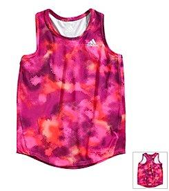 adidas® Girls' 2T-6X Climalite Tank