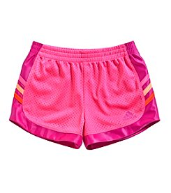 adidas® Girls' 2T-6X Tumble Shorts