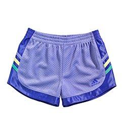adidas® Girls' 2T-6X Tumble Shorts